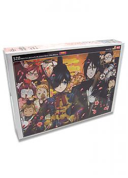 Black Butler 2 Puzzle - Group (520pc)