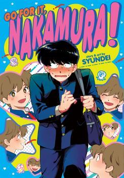 Go For It, Nakamura! Manga