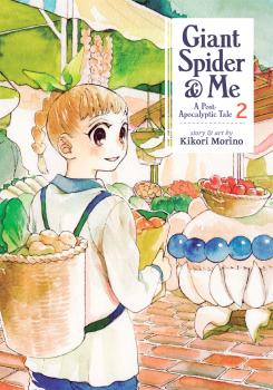 Giant Spider & Me Manga Vol. 2 - A Post Apocalyptic Tale