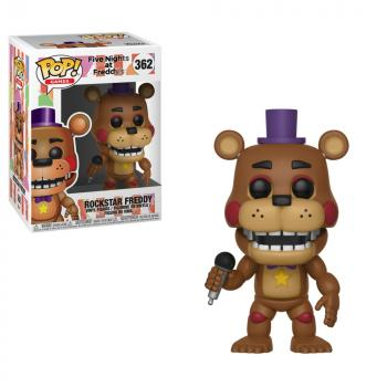 Five Nights at Freddy's POP! Vinyl Figure - Rockstar Freddy
