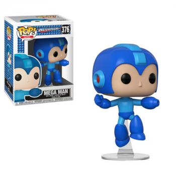 Mega Man POP! Vinyl Figure - Megaman (Jumping)