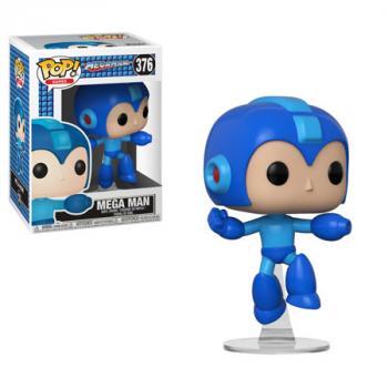 Mega Man POP! Vinyl Figure - Megaman (Jumping)