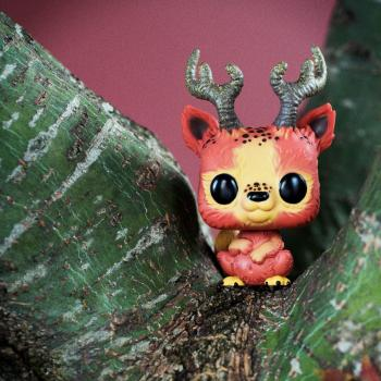 Wetmore Forest POP! Vinyl Figure - Chester McFreckle