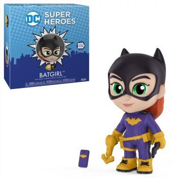 Batman 5 Star Action Figure - Batgirl Classic