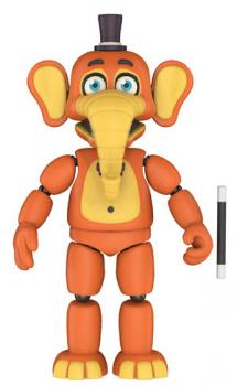 Five Night at Freddy's Pizza Sim Action Figure - Orville Elephant (Build a Figure)