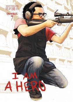 I am a Hero Omnibus Manga Vol. 7