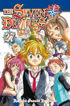 Seven Deadly Sins Manga Vol. 27