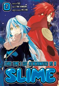 That Time I Got Reincarnated as a Slime Manga Vol. 7