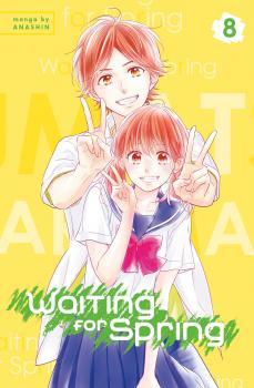 Waiting for Spring Manga Vol. 8