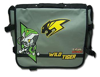Tiger & Bunny Messenger Bag - Wild Tiger SD