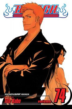 Bleach Manga Vol. 74