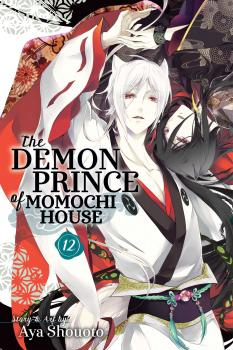 Demon Prince of Momochi House Manga Vol. 12