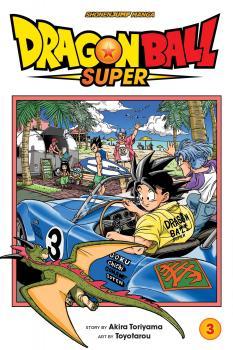 Dragon Ball Super Manga Vol. 3