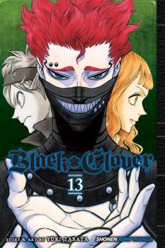 Black Clover Manga Vol. 13