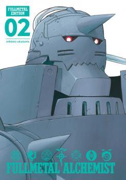 FullMetal Alchemist Manga Vol. 2 - Fullmetal Edition