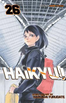 Haikyu!! Manga Vol. 26