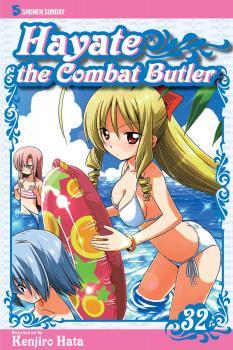 Hayate The Combat Butler Manga Vol. 32
