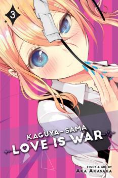 Kaguya-sama Manga Vol. 3 - Love Is War