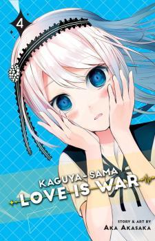 Kaguya-sama Manga Vol. 4 - Love Is War