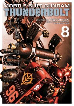 Mobile Suit Gundam Thunderbolt Manga Vol. 8