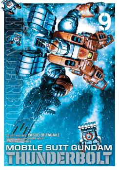 Mobile Suit Gundam Thunderbolt Manga Vol. 9