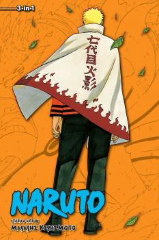 Naruto Omnibus Manga Vol. 24 (70, 71, 72)