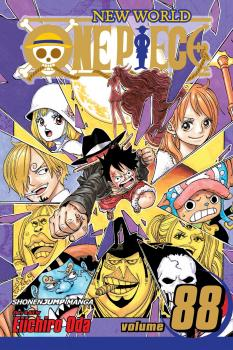 One Piece Manga Vol. 88