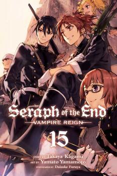 Seraph of the End Manga Vol. 15