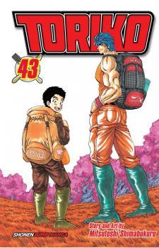 Toriko Manga Vol. 43