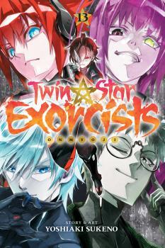 Twin Star Exorcists Manga Vol. 13