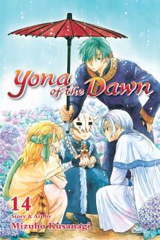 Yona of the Dawn Manga Vol. 14
