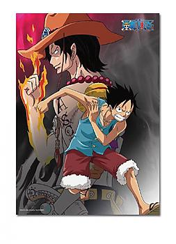 One Piece Puzzle - Ace & Luffy (520pc)