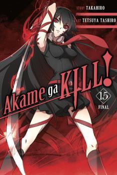 Akame ga KILL! Manga Vol. 15