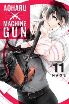 Aoharu X Machinegun Manga Vol. 11