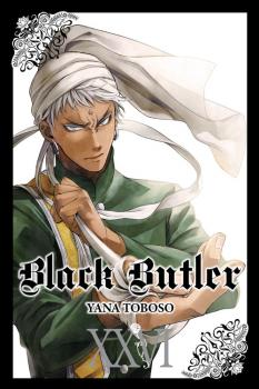 Black Butler Manga Vol. 26