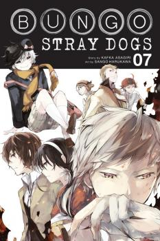 Bungo Stray Dogs Manga Vol. 7