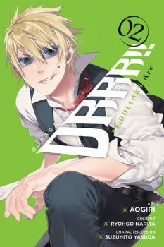 Durarara!! Re;Dollars Arc Manga Vol. 2