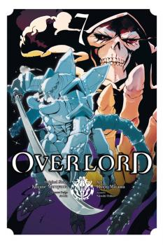 Overlord Manga Vol. 7