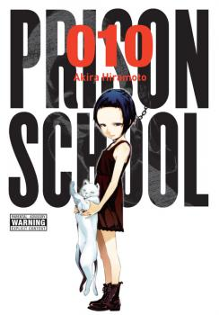 Prison School Manga Vol. 10