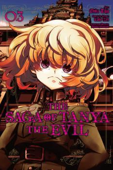 Saga of Tanya the Evil Manga Vol. 3