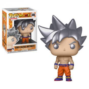 Dragon Ball Super POP! Vinyl Figure - Ultra Instinct Goku