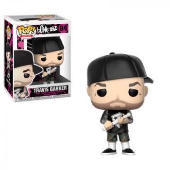 Blink 182 POP! Vinyl Figure - Travis Barker