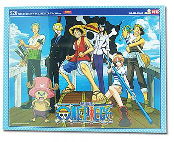 One Piece Puzzle - Group (520pc)