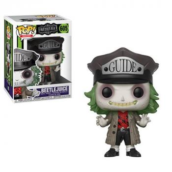 Beetlejuice POP! Vinyl Figure - Beetlejuice (Tour Guide)