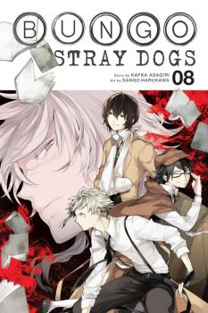 Bungo Stray Dogs Manga Vol. 8