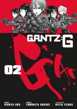 Gantz G Manga Vol. 2