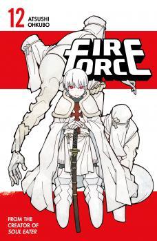 Fire Force Manga Vol. 12