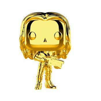 Marvel Studios 10th POP! Vinyl Figure - Gamora (Gold Chrome)