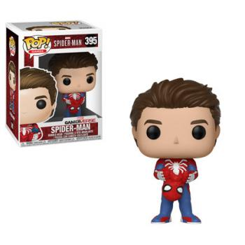 Spider-Man PS4 POP! Vinyl Figure - Spiderman Unmasked