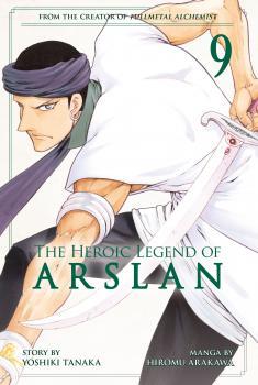Heroic Legend of Arslan Manga Vol. 9